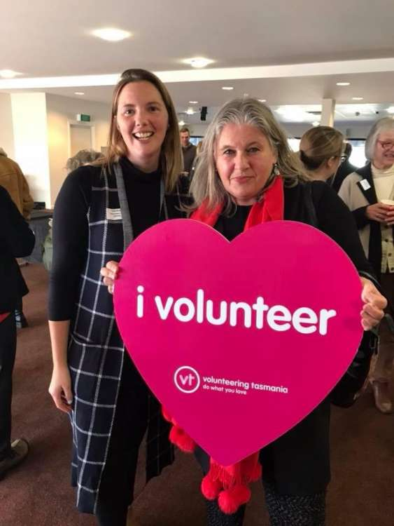 We love volunteering - Volunteer Network 2018